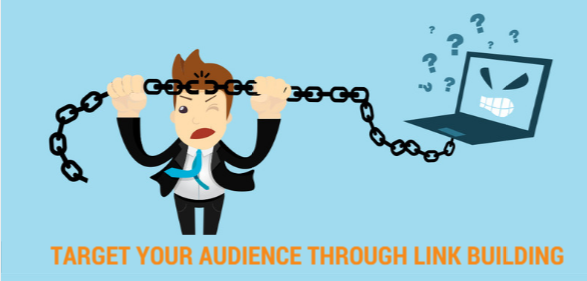 Link building increases traffic