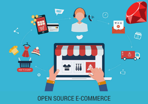 Open Source E-commerce Services in Mumbai